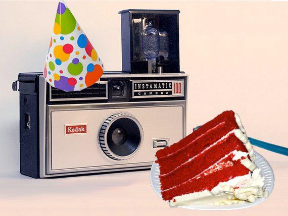 Funny Instagram Wishes Kodaks Instamatic A Happy 50th Birthday