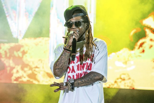 Lil Wayne, Dwayne Michael Carter Jr Lil Wayne performs at the Lil' WeezyAna Fest at Champions Square, in New Orleans