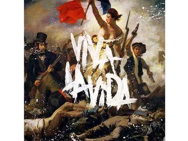 """""""Viva La Vida,"""" Coldplay"""