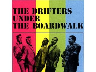 """Under the Boardwalk,"" The Drifters"