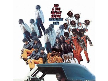 """Hot Fun in the Summertime,"" Sly and the Family Stone"