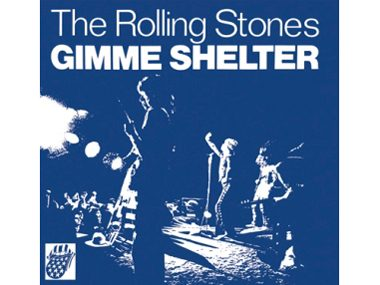 """Gimme Shelter,"" The Rolling Stones"