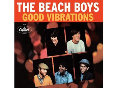 """Good Vibrations,"" The Beach Boys"