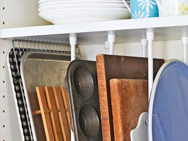 Home Improvement: 4 Ingenious Organization Tips