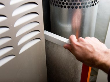 Upgrade your furnace filter.