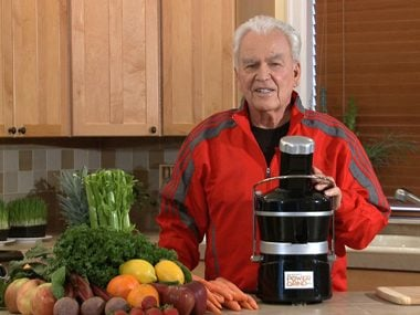 Juicing for Health: Juiceman Jay Kordich's Tips for a Long, Happy Life
