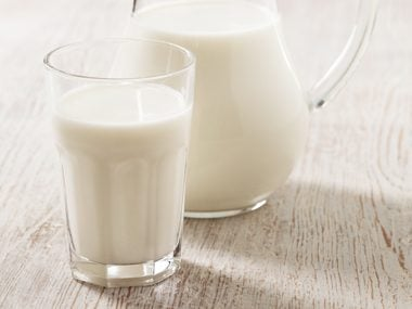 Milk and High-Lactose Dairy Foods