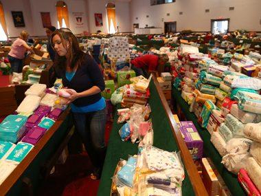 Organized Donations