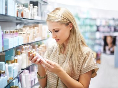 5. Try drugstore-brand anti-aging creams first.