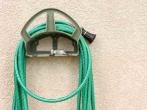 Fix a leaky garden hose