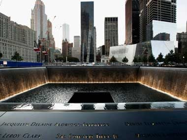 Memorial at Freedom Tower
