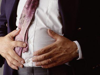 Burping: Healthy habit.