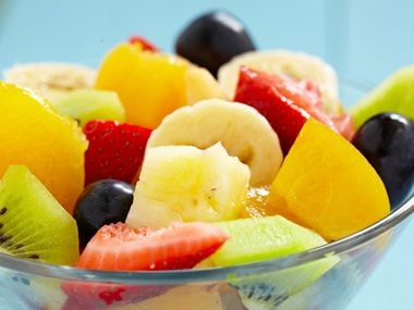 5. Have Fruit for Dessert