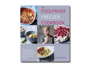 Freezer Meals book cover