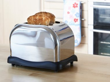 Free toasters are a thing of the past.