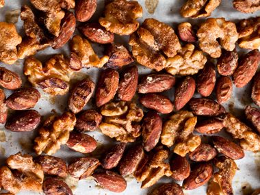 Baked Nuts