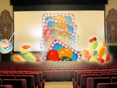 Candy Crush Saga movie 3D