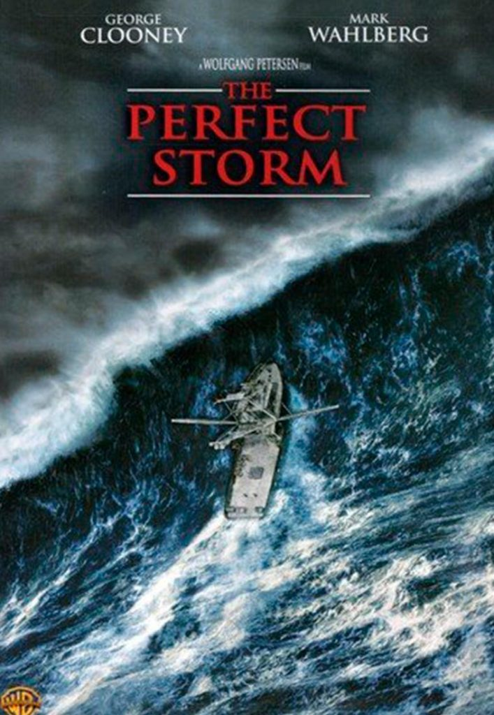 a comparison of the price of success in the perfect storm and armageddon The perfect storm (2000) wolfgang petersen (who directed the epic submarine thriller das boot) was kind of an ideal choice to helm this adaptation of sebastian junger's best seller about a trio.