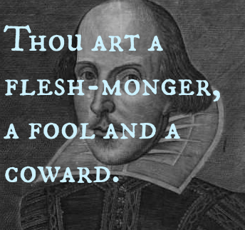 Funny How These 5 Famous Shakespeare Quotes Would Be