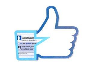 Brain 'Likes' Facebook