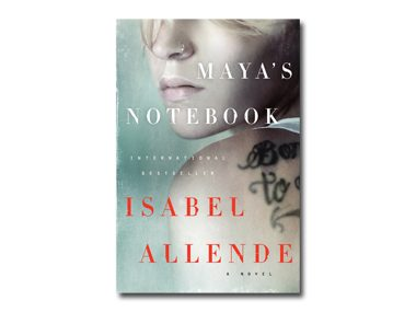 Maya's Notebook by Isabelle Allende