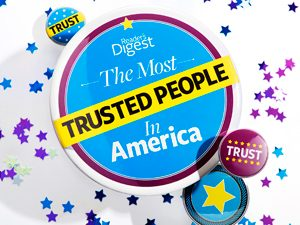 Reader's Digest Trust Poll: Why Do We Trust at All?