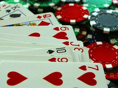 Poker strategy: When to fold.