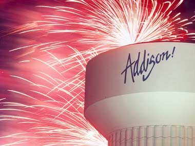 Kaboom Town!: Addison, Texas