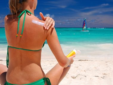 "Myth: ""80 percent of sun damage occurs before age 18, so the injury is already done."""