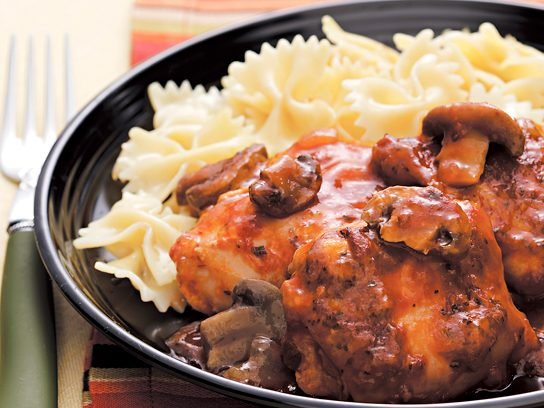 7 healthy slow cooker recipes for diabetics readers digest slow cooker chicken cacciatore recipe forumfinder Images