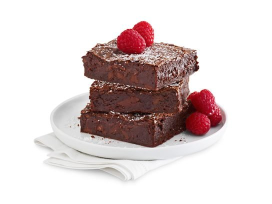 7 healthier chocolate diabetic desserts readers digest gooey double chocolate brownies forumfinder Gallery