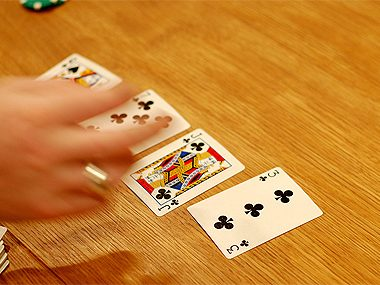 Poker strategy: How good are your best cards?