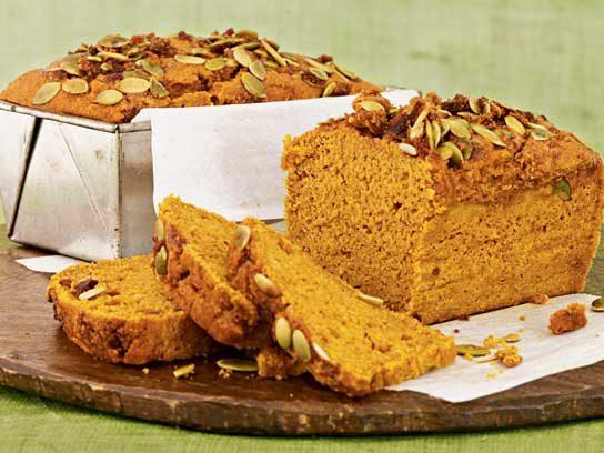 Pumpkin Streusel Bread Recipe