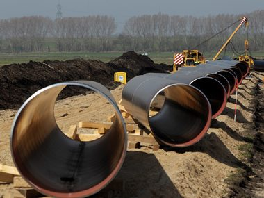 The Keystone XL was rerouted in 2013