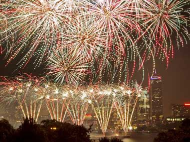 Boston Pops Fireworks Spectacular: Boston, Massachusetts