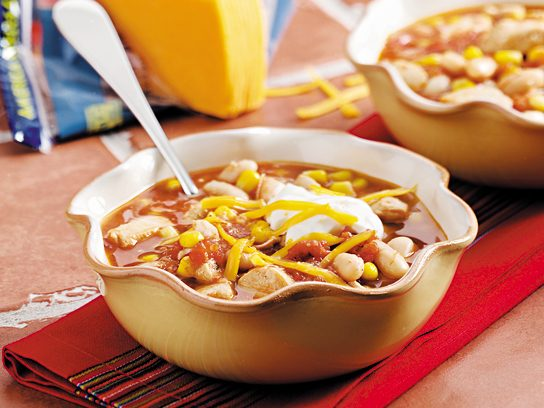 7 healthy slow cooker recipes for diabetics readers digest slow cooker chicken chili recipe forumfinder Image collections