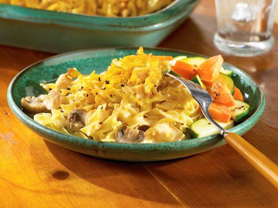 Tuna-Noodle Casserole Recipe
