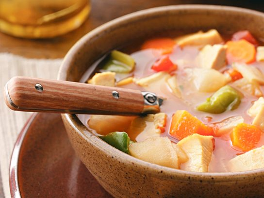 Slow Cooker Mulligatawny Soup Recipe