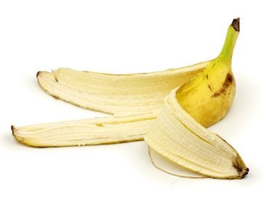 Theme banana peel masturbate are