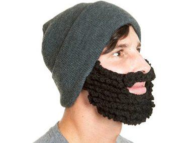 A Knit Beard-Beanie