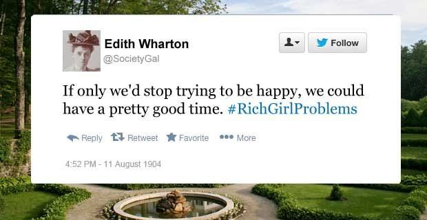 Wharton funny tweets happiness