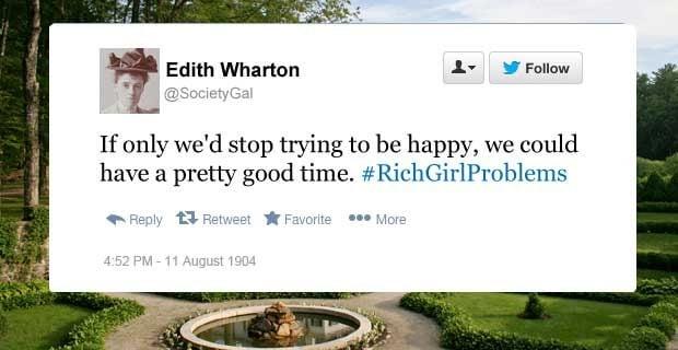 Wharton funny tweets happiness