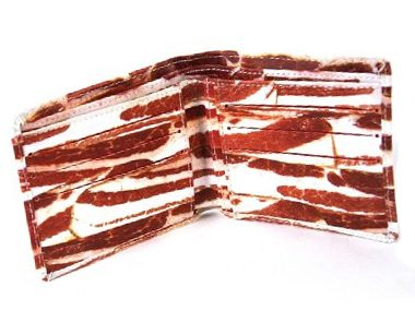 A Bacon Wallet