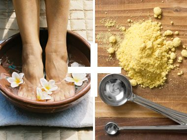 The Foot Soak Remedy