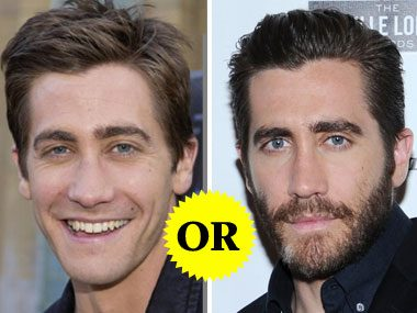 Jake Gyllenhall's Facial Hair