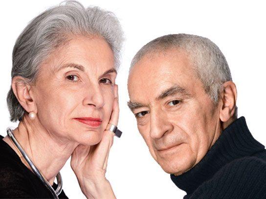 Lella and Massimo Vignelli