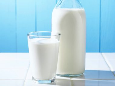 Fat-Free Cow's Milk