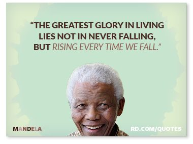 """""""...rising every time we fall."""""""