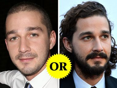 Shia LaBoeuf's Facial Hair