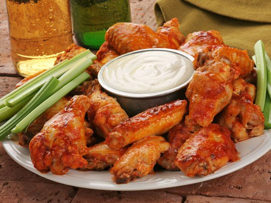 Buffalo Wings: Late Night Concoction